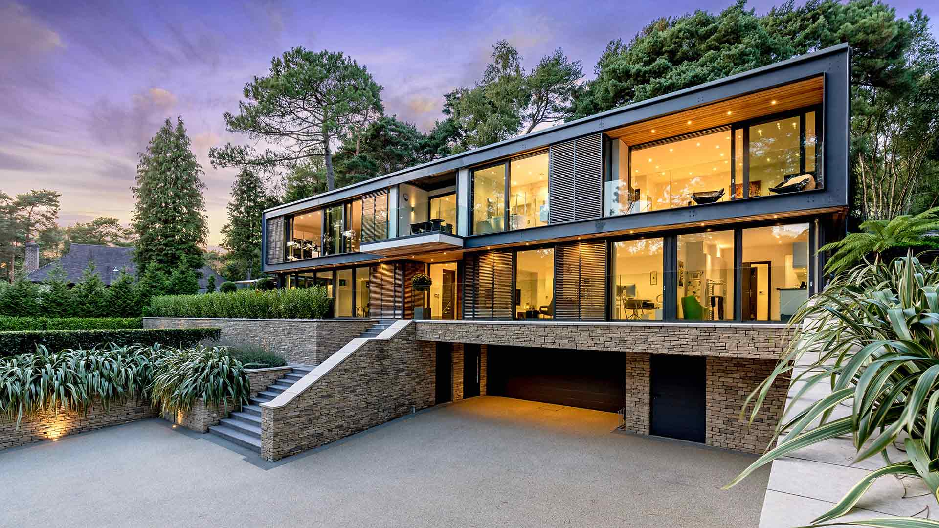 Striking Contemporary House Poole