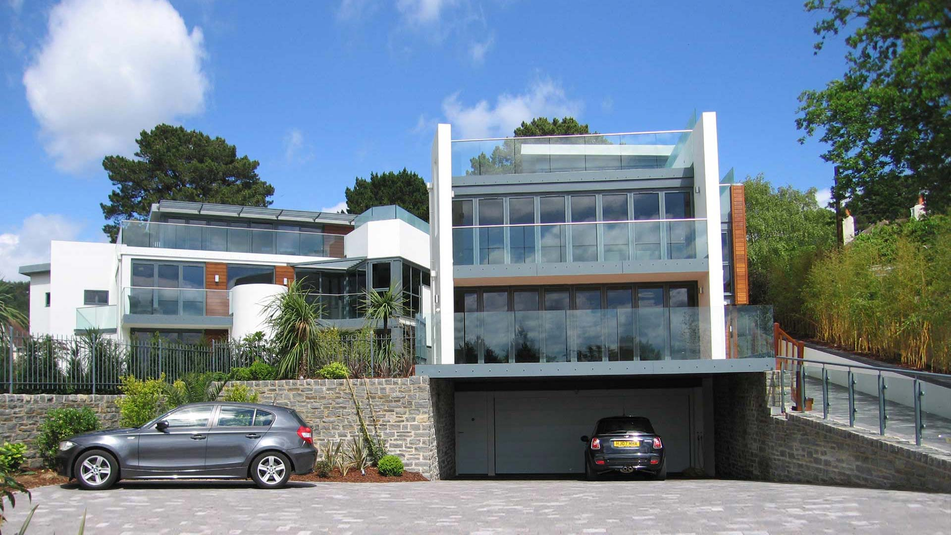 Modern seaside architecture in poole western design - Architects poole dorset ...